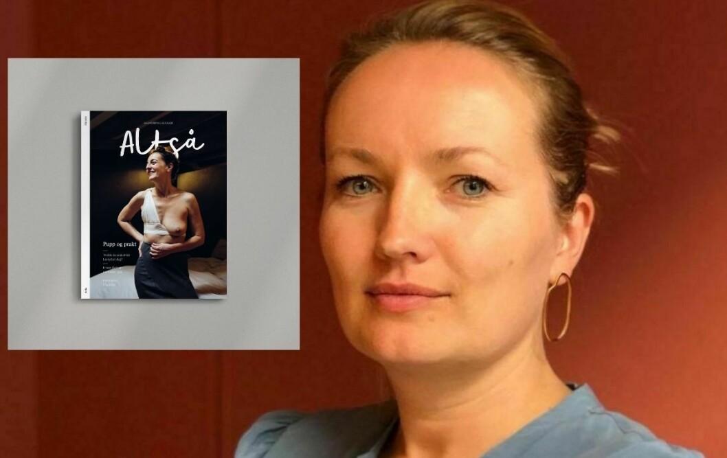 Sjefredaktør i magasinet Altså, Ida Eliassen-Coker, er ikke fornøyd etter å ha blitt nektet å annonsere hos Facebook.