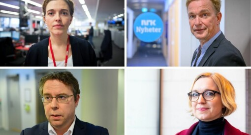 NRK, VG, NTB og Dagbladet: – Derfor siterer vi ikke fra Filters Bertheussen-meldinger