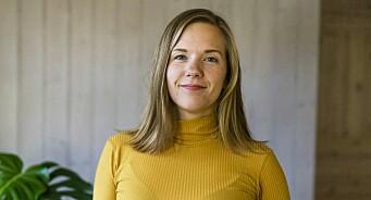 Kristine Lindebø (32) forlater Journalisten - blir reportasjeleder i VOL