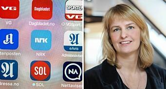 Historiske opplagstall: Nå har norske mediehus over 1 million heldigitale abonnement