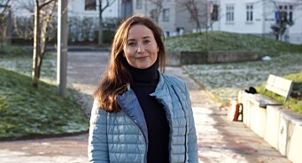 Monika (29) bor i Stavanger - har deltidsjobb som journalist i Lofoten
