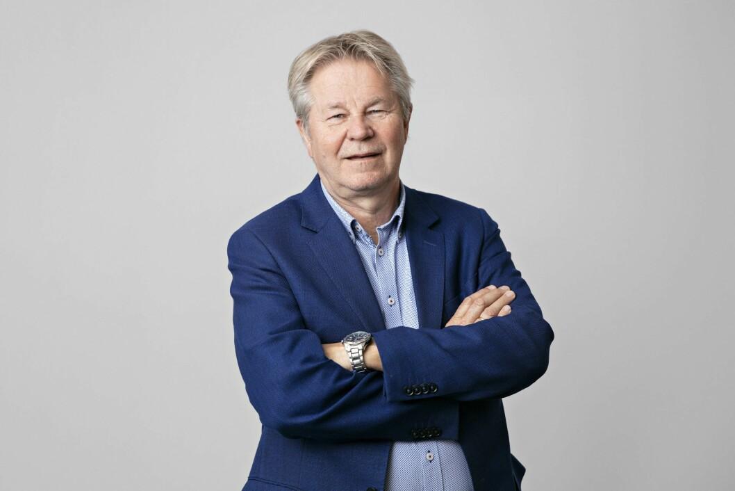 Arve Løberg skriver om historien bak mediekrigen i Trøndelag.