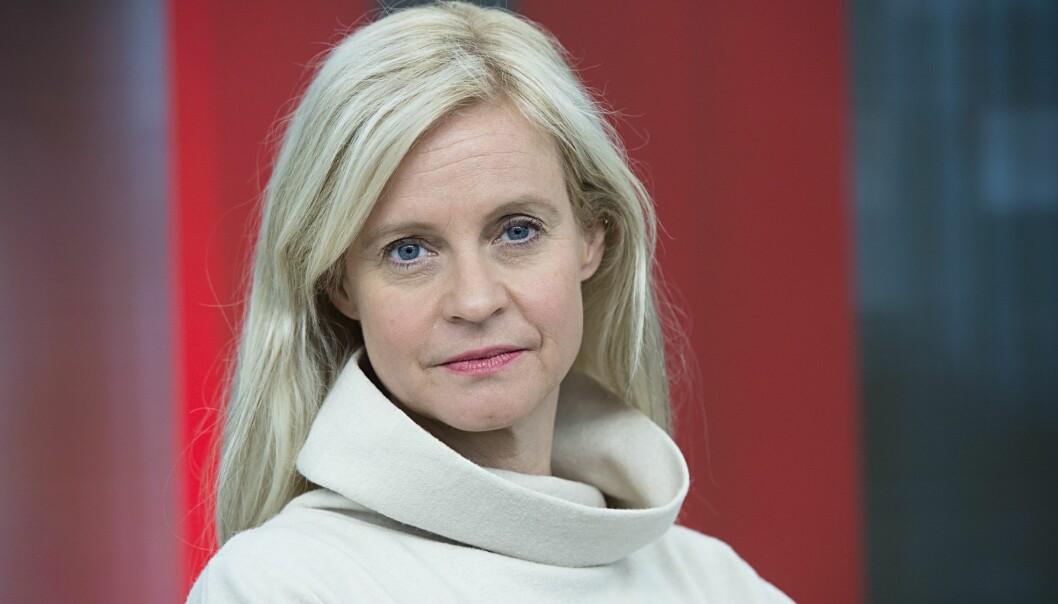 TV 2s nyhetsredaktør Karianne Solbrække
