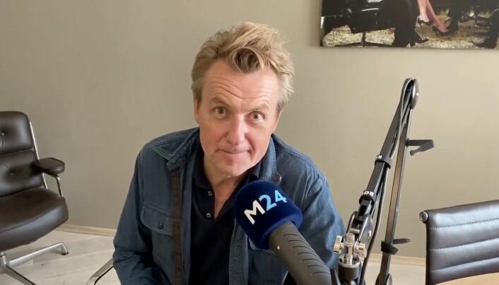 Fredrik Skavlan: –Den vanligste fallgruven for journalister er at de skal vise hvor flinke de er. Du må tørre å drite deg ut