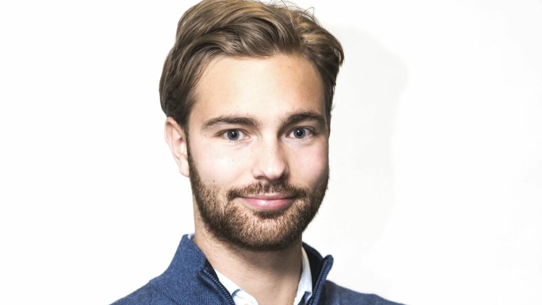 Herman Tinius Folvik melder overgang fra Finansavisen til VG Sporten.