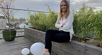 Hun selger desidert flest artikler hos Aftenposten. Dette er den hemmelige formelen