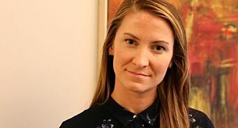 Eirin Larsen forlater Statsministerens kontor - vender tilbake til journalistikken