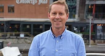 Henrik Ulrichsen blir organisasjonssekretær i NJ