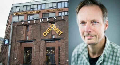 OsloMet med nytt doktorgradsprogram for journalistikk: – Et løft for journalistikken