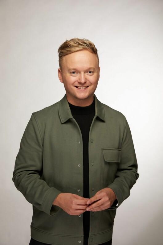 Espen Moe Breivik jobber med presidentvalget i USA 2020 for VGTV.