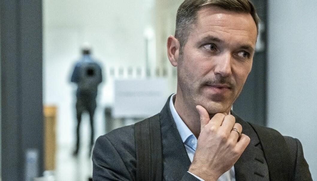 Fagredaktør i NRK Nyheter, Marius Tetlie, er glad for at norske medier har tillit for dekningen av pandemien.