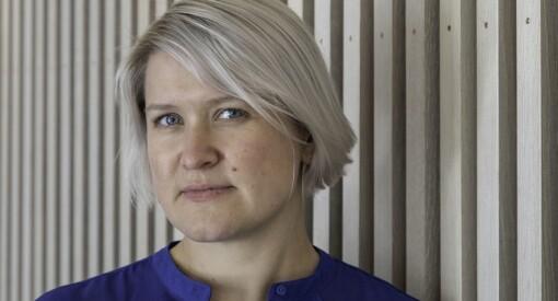 First House-partner Anne Solsvik (39) blir statssekretær