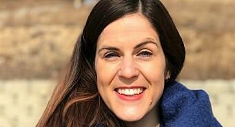 Elin Flaglien Borud (32) er TV 2 Sportens nye redaksjonssjef