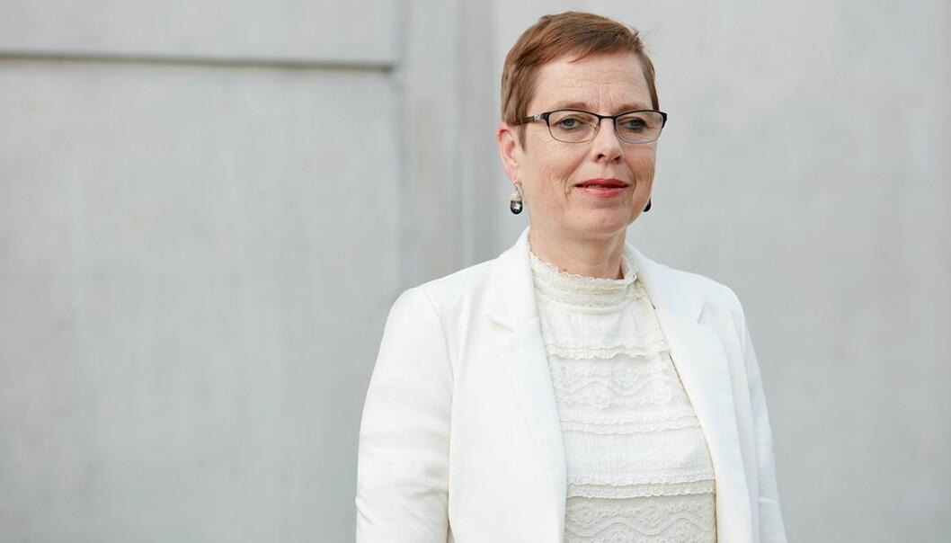 Medietilsynets direktør Mari Velsand.