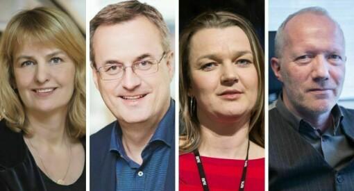 Pressetoppene med klar beskjed til politikerne: Dette savner de i mediebudsjettet