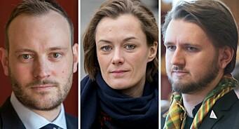 Politikerne går hardt ut mot mediebudsjettet: – Stor grunn til å være skuffet