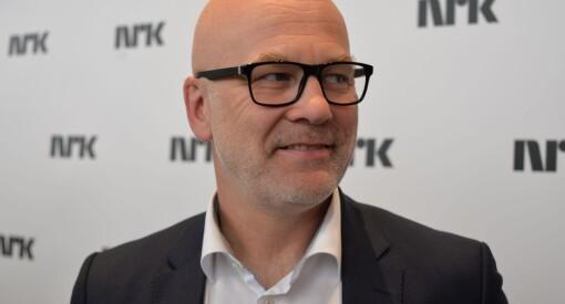 Thor Gjermund Eriksen slutter som kringkastingssjef