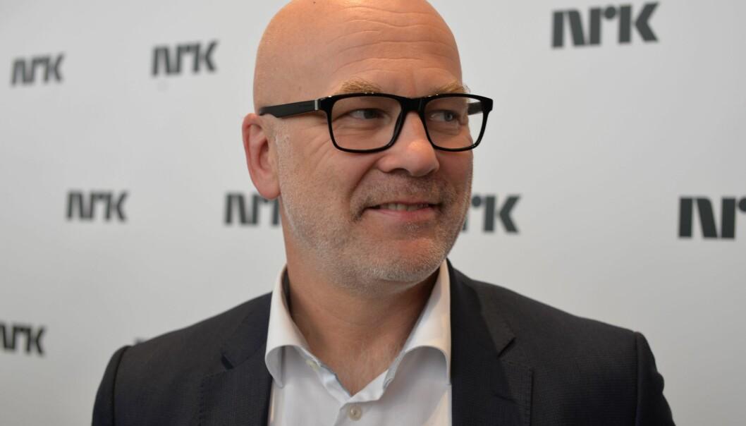 Kringkastingssjef Thor Gjermund Eriksen får trolig litt mer å rutte med i 2021.