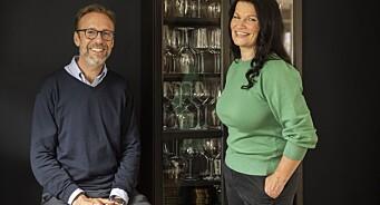 DN lanserer vin-podkast med Thomas Giertsen og Merete Bø