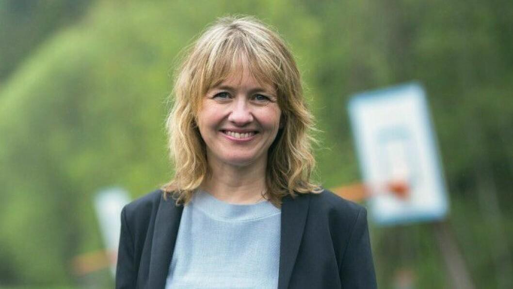 Gunhild Berge Stang forsikrer om at regjeringen følger koronasituasjonens effekt på mediebransjen tett.