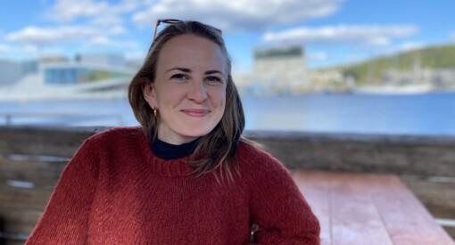 Anne Lindholm (27) er Forklarts nye programleder: – Gøy å få en utfordring