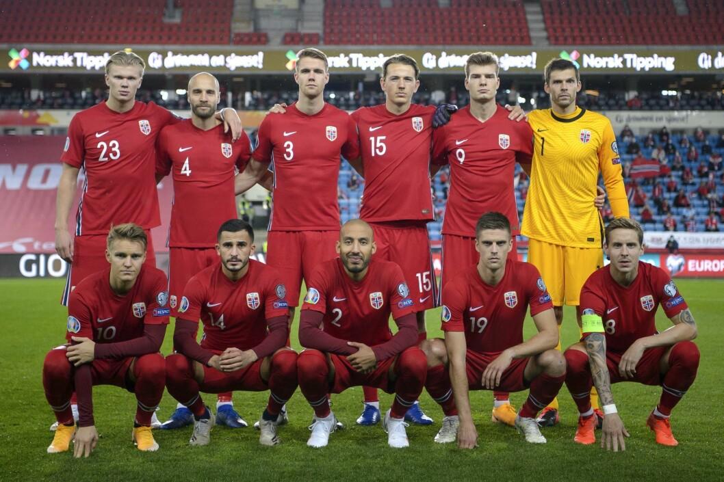 Det norske landslaget deltar ikke i neste års fotball-EM, etter at de tapte for Serbia torsdag kveld. Svært mange nordmenn så kampen direkte på TV 2.