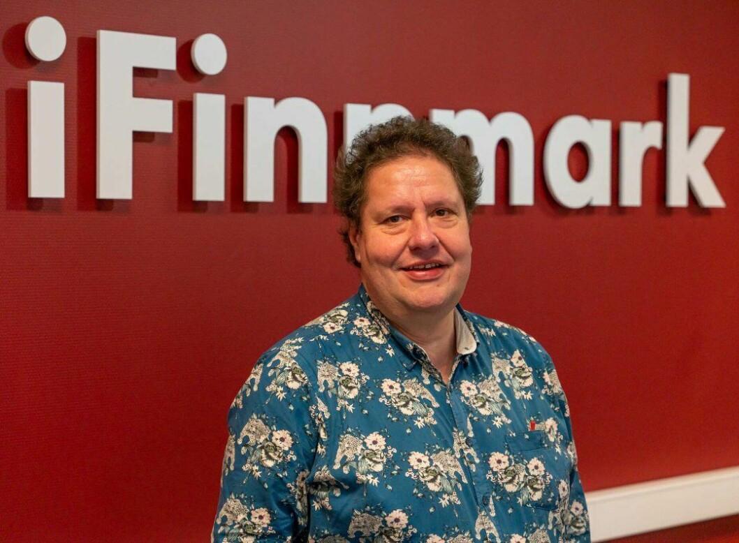 Nyhetsredaktør i iFinnmark, Tor Kjetil Kristoffersen, bytter snart ut Hammerfest med Oxford.
