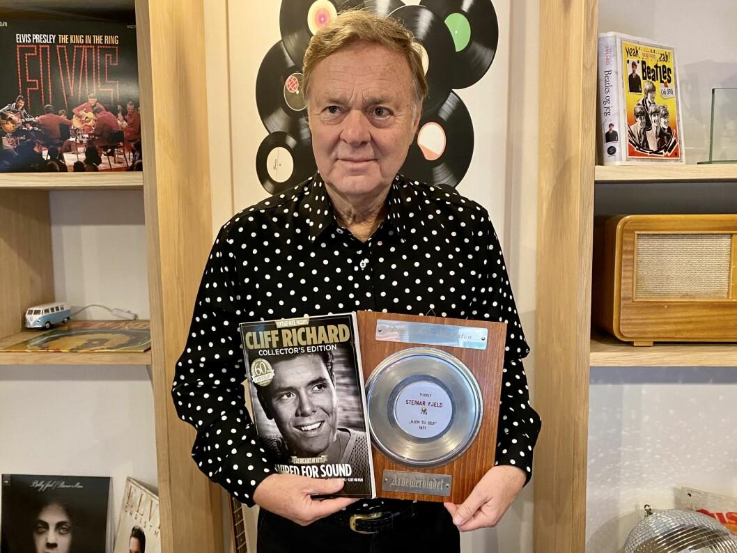 Musiker og programleder Steinar Fjeld har vært å høre på norsk radio siden tidlig 1980-tallet. Nå er det slutt.
