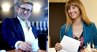 Eva Sannum og Svein Tore Bergestuen starter kommunikasjonsbyrå