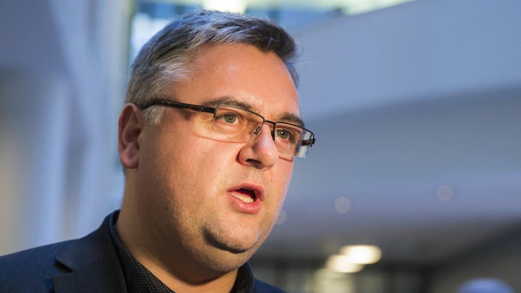Redaktør Kjetil Stormark i AldriMer.no.