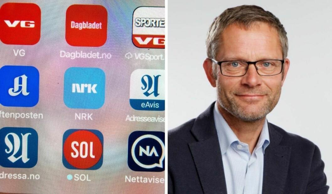 MBLs fagsjef digital utvikling, Geir E. Engen, sier de nå går gjennom tallene for å luke ut eventuelle feil.