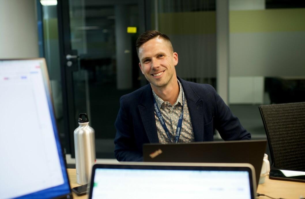 Reportasjeleder i Bergens Tidende, Helge O. Svela, gleder seg over avtalen med NY Times.