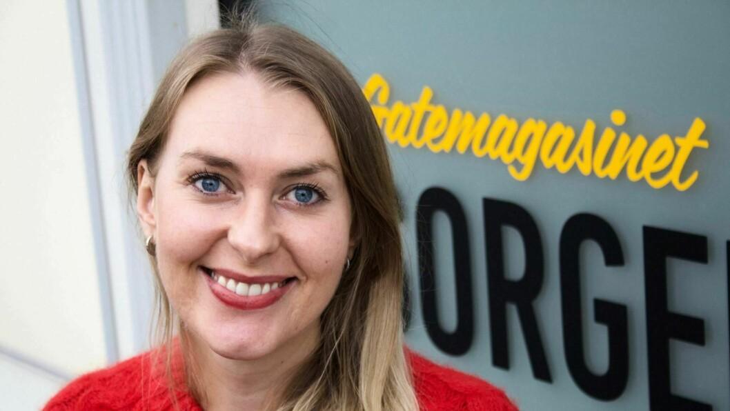 Vanja S. Holst blir ansvarlig redaktør for Amedia-avisen Nidaros i desember.