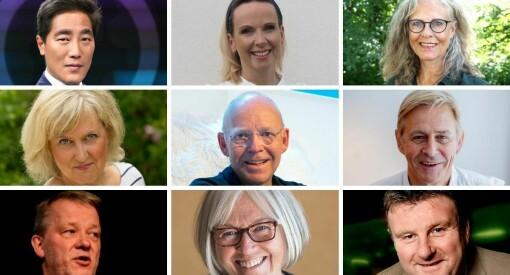 Se oversikten: Disse journalistene tjener mest i NRK