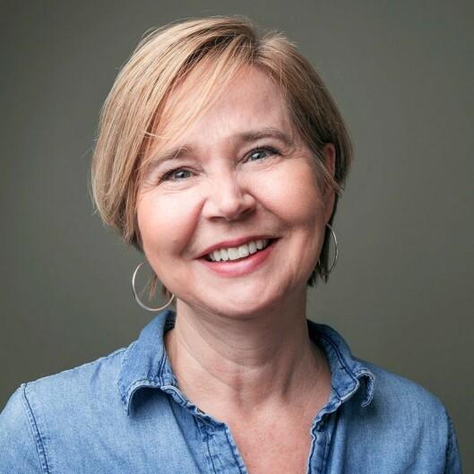 Pressekontakt for NRKs Stjernekamp, Helene Amlie