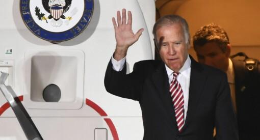 – Amerikanske journalister er for myke overfor Joe Biden