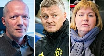 Pressetoppene ber Solskjær snu i den påståtte TV 2-boikotten: – Lite konstruktivt