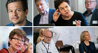 Uenighet om banning i NRK: – Vi må tåle et visst nivå av banning