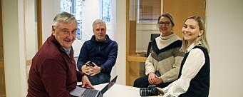 Benedicte (24) blir redaksjonssjef i Mitt Kongsvinger