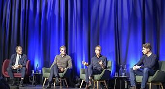 De gikk alle fra journalistikken til politikken: – Ikke så stor forskjell på morgenmøtene i NRK og i Høyre