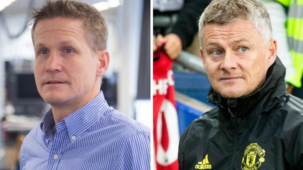 VGs sportskommentator Leif Welhaven er kritisk til påstandene om at Ole Gunnar Solskjærs boikotter TV 2, dersom dette stemmer.