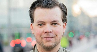 Torstein Bøe (29) er ny multimedial fotojournalist i NTB