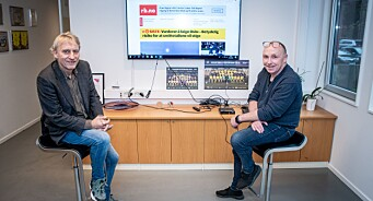 Gjør redaktør-comeback etter 17 år - overtar Amedias største avis