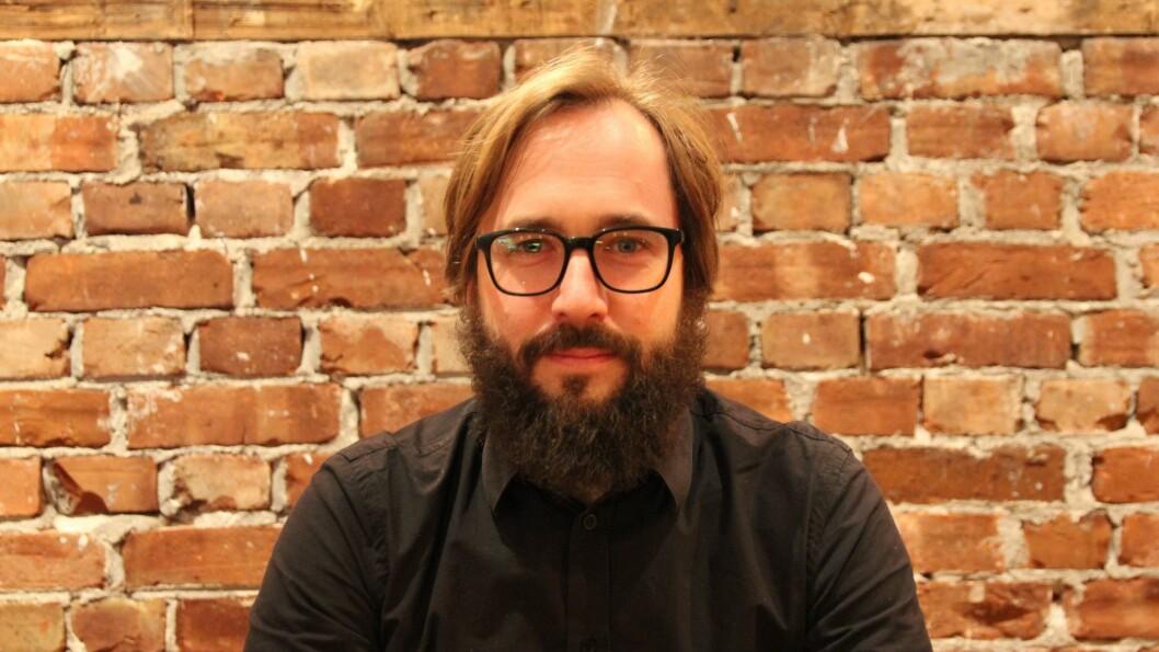 Redaktør Harald S. Klungtveit i Filter Nyheter.