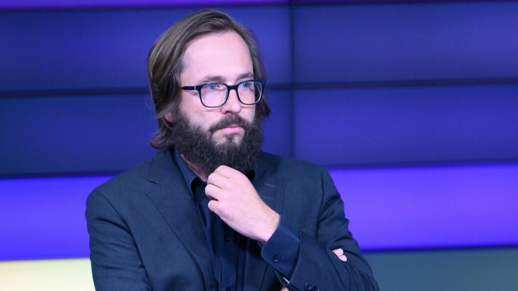 Redaktør i Filter Nyheter, Harald S. Klungtveit.