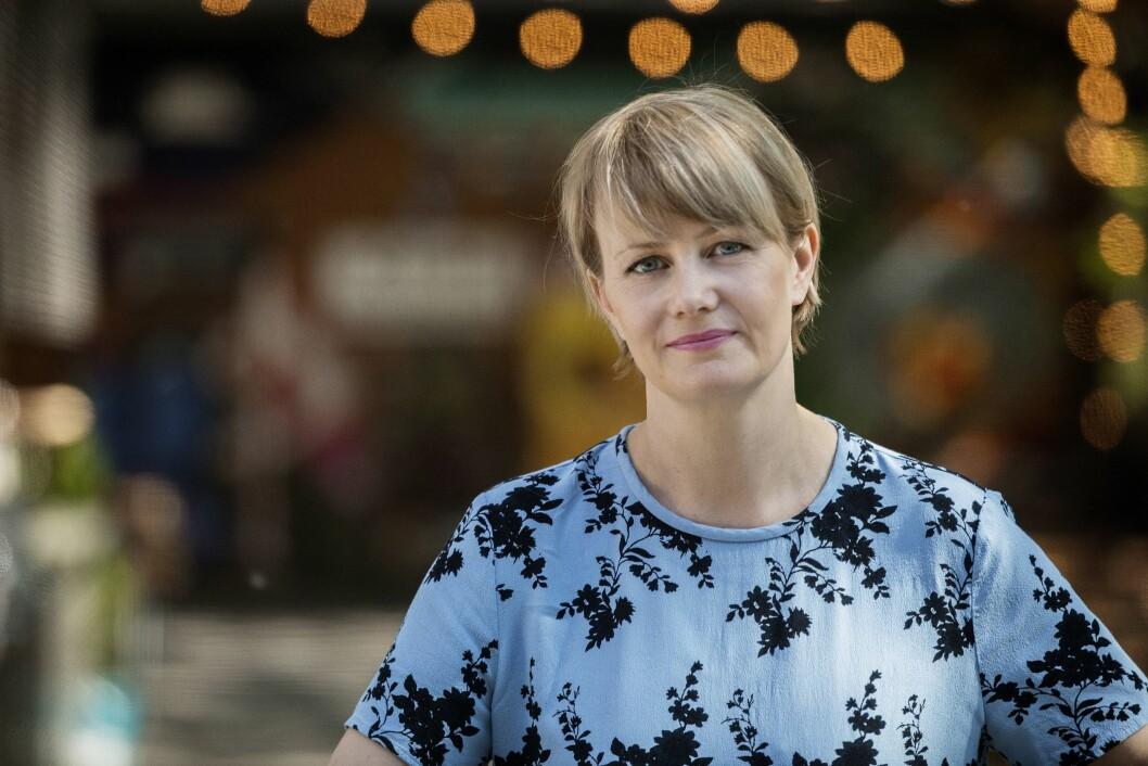 Sigrid Sollund undrer seg over praksisen rundt bruken av aldersopplysninger i media.