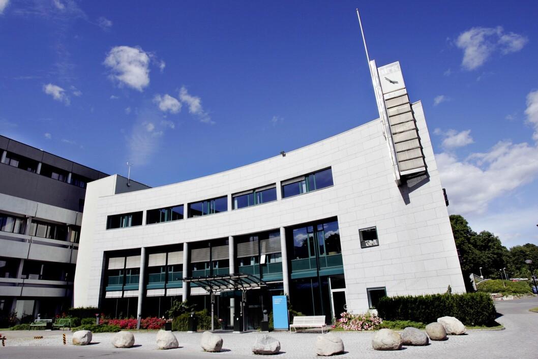Nyhetshuset på Marienlyst i Oslo har nå fått sine første koronatilfeller.