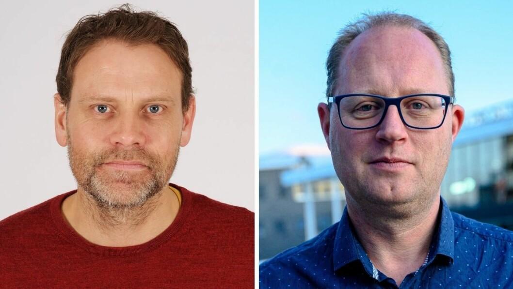Hordaland Folkeblad-redaktør Sigbjørn Linga er ikke fornøyd med et nytt prosjekt som LLA og generalsekretær Tomas Bruvik har lansert..