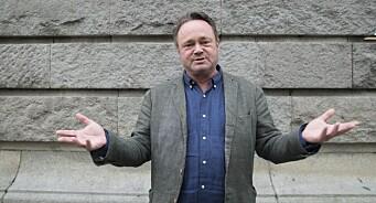 TV 2s Fredrik Græsvik er tilbake på Twitter: – Det har vært fint med en pause