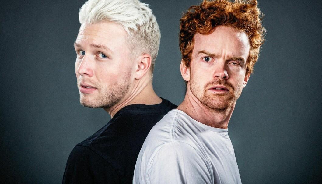 «Friminutt» med Herman Flesvig og Mikkel Niva måtte seg slått av NRKs «Hele historien» på Podtoppen i forrige uke.